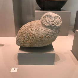 This little Athenian owl buddy.
